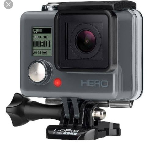 Camera Gopro Hero + Plus 8.1mp 1080p Wifi Bluetooth
