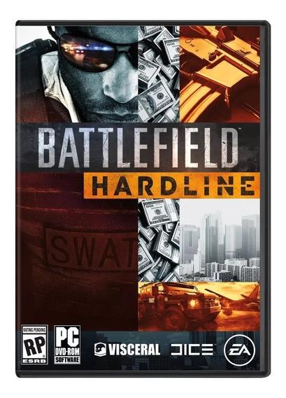 Battlefield Hardline Pc - 100% Original (origin Key)