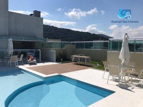 Imagem 1 de 27 de Apartamento Com 3 Dormitórios À Venda, 101 M² Por R$ 640.000,00 - Praia Das Pitangueiras - Guarujá/sp - Ap1472