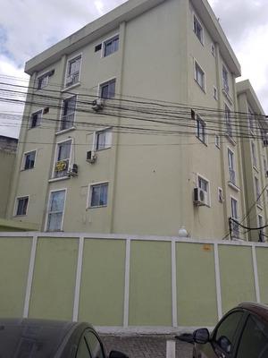 Apartamento Para Alugar No Bairro Trindade Em São Gonçalo - 3389-2