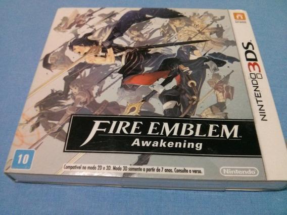 Fire Emblem Awakening - Com Luva - 3ds - Frete Grátis
