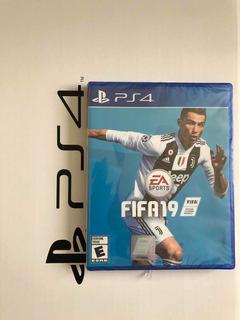 Fifa 2019 Ps4 Nuevo Sellado