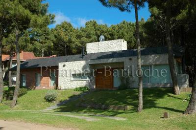Hermosa Casa En Pinamar A 2 Cuadras De La Playa 6 Personas