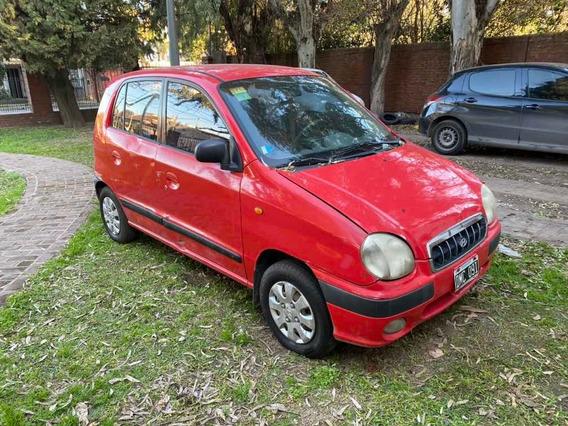 Hyundai Atos 1.1 Gls Aa Prime 2001