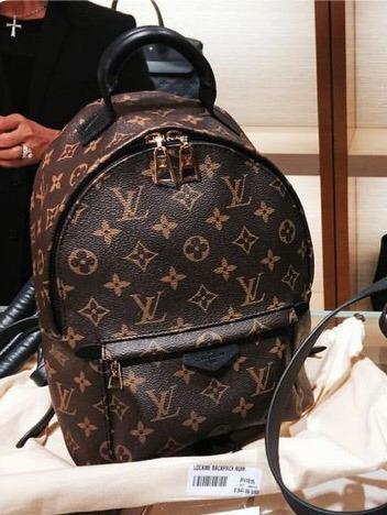 c9fc252e1 Mochila Lv Louis Vuitton Nueva Mediana - $ 3.500,00 en Mercado Libre