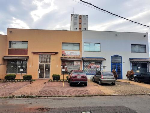 Sala À Venda Em Barão Geraldo - Sa008951