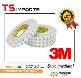 Fita Dupla Face Termica 3m9448a 20mm X 50mts