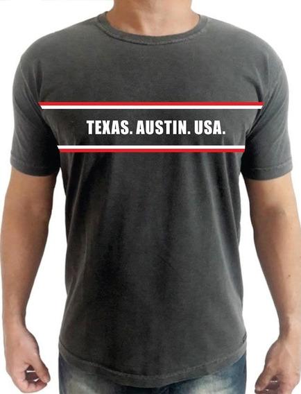Camiseta Texas Austin Usa Txc King Roper Farm Sacudir Radade