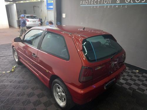 Imagem 1 de 12 de Volkswagen Gol Gol Gti 16v Turbo