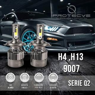 Luces Led Para Vehículo: H4, H13, 9004 Y 9007