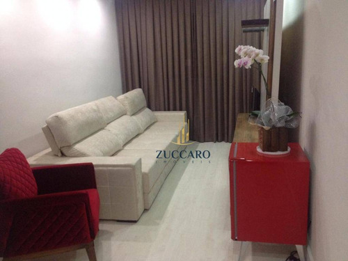 Apartamento Com 2 Dormitórios À Venda, 60 M² Por R$ 250.000 - Vila Leonor - Guarulhos/sp - Ap15047