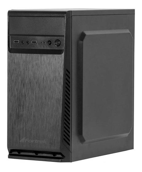 Computador Cpu Intel Dual Core Black Ovni
