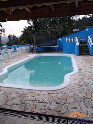 Imagem 1 de 15 de Chácara 4 Dormitórios Água Azul - 20224