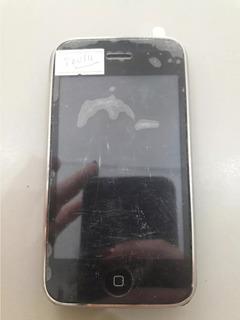 Celular iPhone 3 G Para Retirar Peças