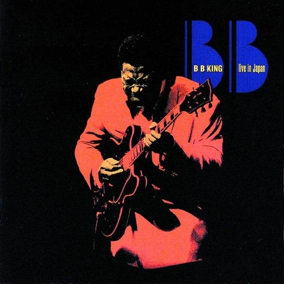 Bb King Live In Japan Cd Nuevo Importado En Stock