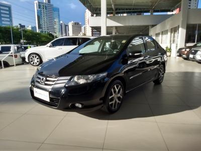 Honda City - 2010/2011 1.5 Exl 16v Flex 4p Automático