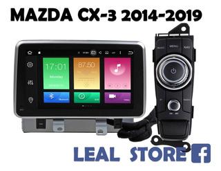 Auto Radio Android 9.0 Mazda Cx3 2014-2019