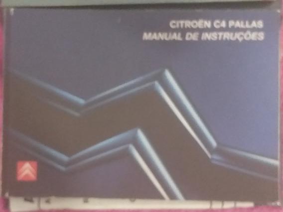 Manual Do Proprietário C4 Pallas