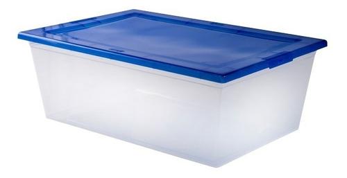 Caja Organizadora Organizador 38x26x14 10 Lts - Garageimpo