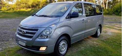 Hyundai Gran Starex 2.4 Vidriada 9 Pasajeros