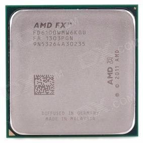 Processador Amd Fx-6100 Six Core 3.3ghz Cpu + Nf