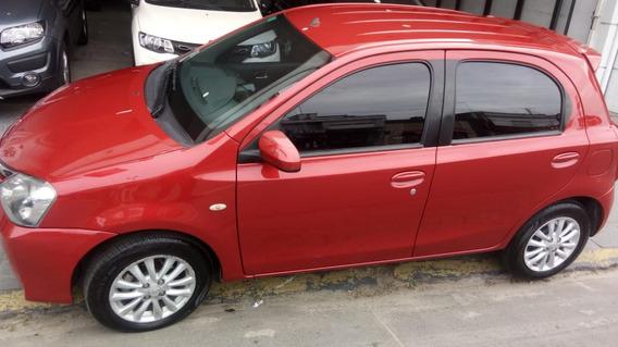 Toyota Etios 1.5 5p Xls 2013