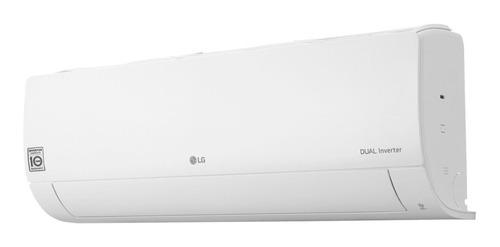 Imagen 1 de 10 de Aire Acondicionado Split LG Dual Inverter 4500 Frío Calor