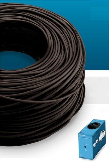 Cabo Cci Exclusivo Para Sistema Eletronico Cftv/ 305m 0,45mm