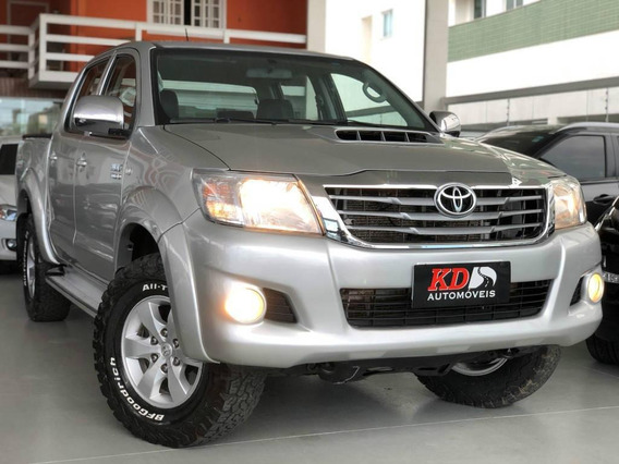 Toyota Hilux 3.0 Cd Sr 4x4 At