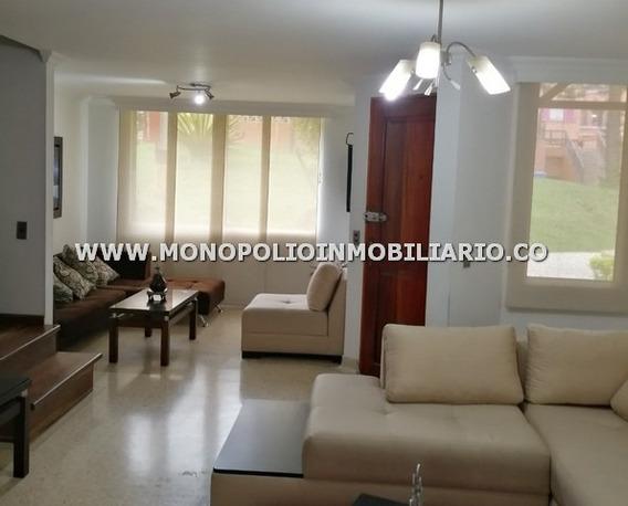 Casa Unifamiliar Venta Trianon Envigado Cod15162