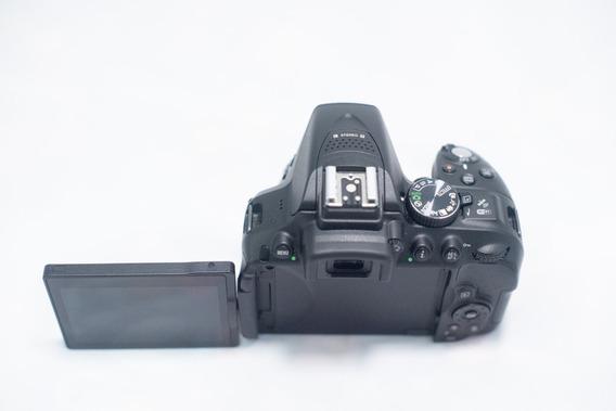 Nikon D5300 Wi-fi 24 Mp - Novíssima