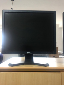 Monitor Lcd Dell E170sc - Usado Com Risco Na Tela