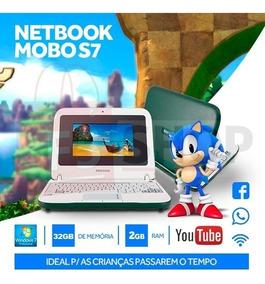 Mini Notebook 32gb Rom / 2gb Ram