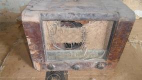 Radio Antigo Valvulado\ Como Esta Nas Fotos\