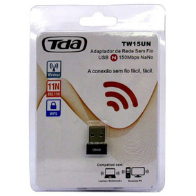 Adaptador Wifi Nano Usb Para Wifi Wireless 150 Mbps
