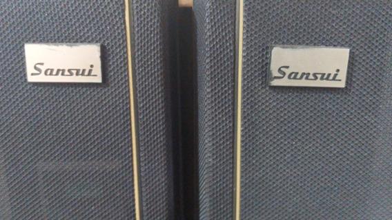 Sansui S711 100w Caixas Acústicas