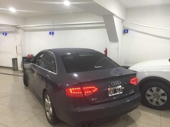 Audi A4 2.0 Tfsi Quattro 211cv Turbo