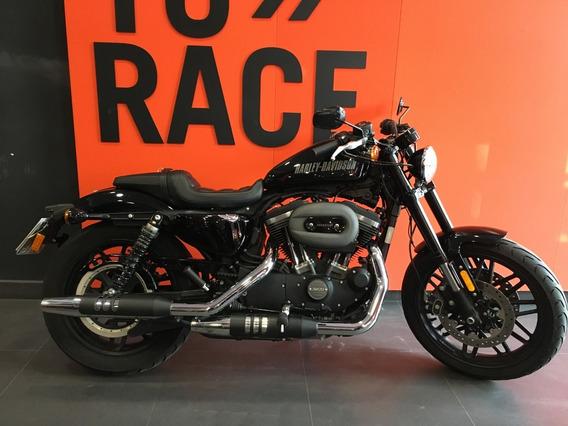 Harley Davidson - Xl 1200 Cx Roadster - Preto