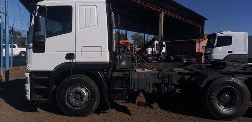 Imagem 1 de 14 de Caminhão Ivecofiat 450e37t Import Ano2003/batatais Caminhões