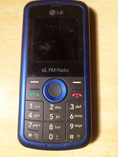 Celular LG Kp109b