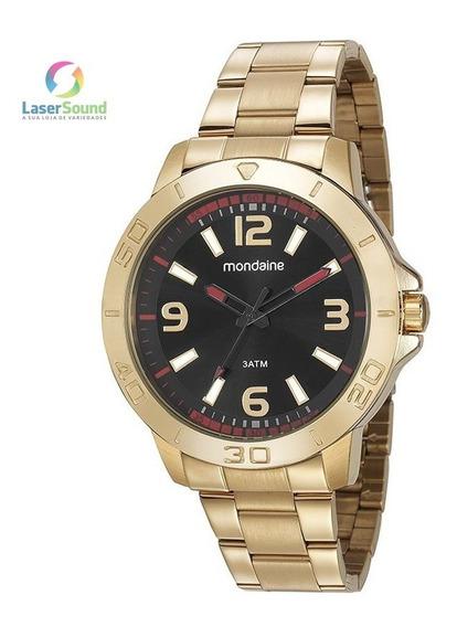 Relógio Mondaine Masculino 99351gpmvde2, C/ Garantia E Nf