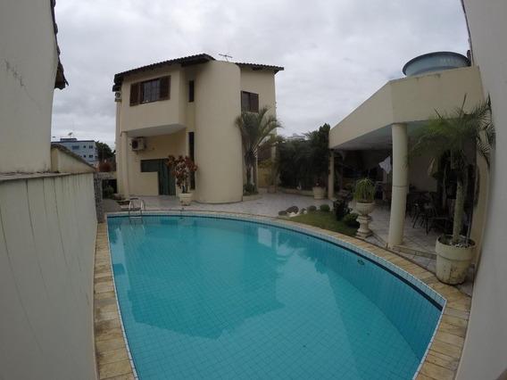 Sobrado Para Alugar, 290 M² Por R$ 5.000,00/mês - Canto Do Forte - Praia Grande/sp - So0335