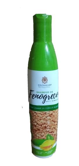Shampoo De Fenogreco Kolomas Lab 300ml