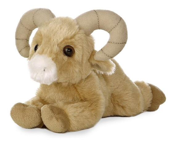 Peluche Mini Flopsies - Big Horn Sheep20cm Borrego Cimarron