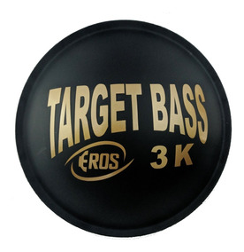 Protetor Eros Target Bass 3k - Tampa Pó Para Alto-falante
