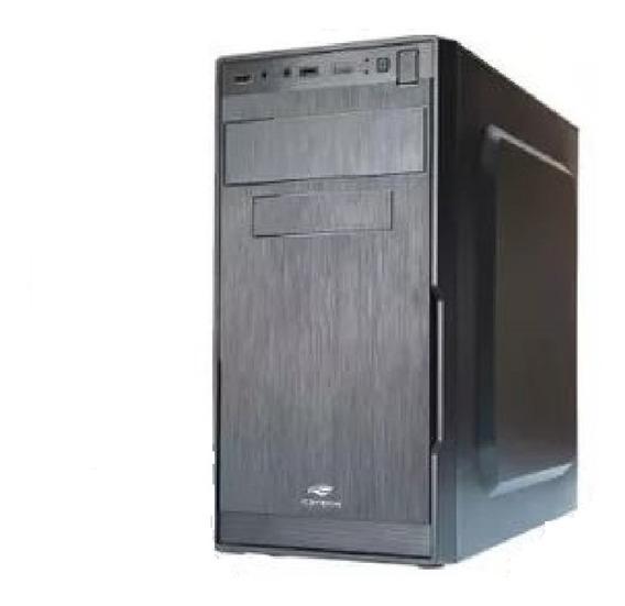 Cpu Pc Intel I3 6100+ 16gbram+ssd 240gb+1tb+rx550 4gb F.500w