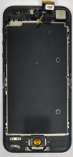 iPhone 5 16gb Cinza Original Sem Lcd