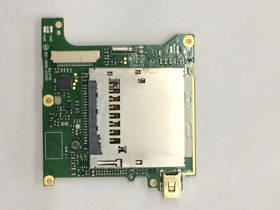 Placa Principal Câmera Sony Dsc-w620 A1861586a Dag37-0000-10