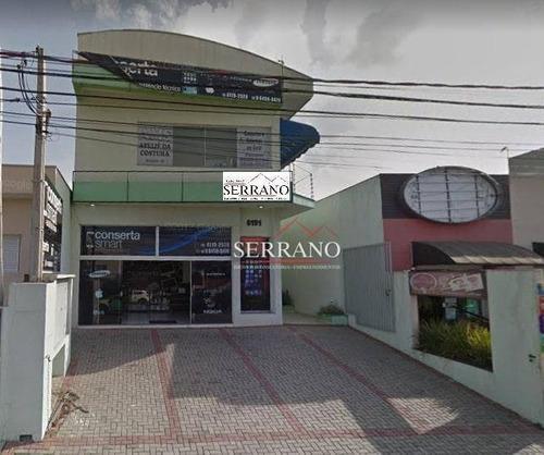 Sala Para Alugar, 90 M² Por R$ 2.500,00/mês - Nova Vinhedo - Vinhedo/sp - Sa0052