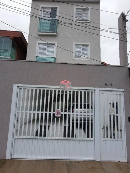 Cobertura À Venda, 1 Quarto, 1 Vaga, Valparaíso - Santo André/sp - 80110